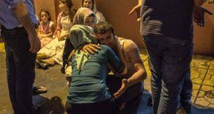 AL MENOS 22 MUERTOS POR UN ATENTADO EN TURQUÍA