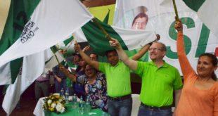 Acto de lanzamiento del proceso de la Autonomía Regional del Chaco. (Foto: Agencias)