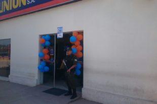 Banco Unión agencia Caraparí. (Foto: elchacoinforma.com)