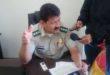 Cnel. Víctor Soto Guerrero, comandante de la jefatura de policía de Caraparí. (Foto: elchacoinforma.com)