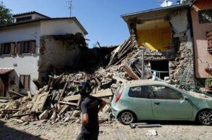 Imágenes de la destrucción provocada por el terremoto. (Foto: Reuters)