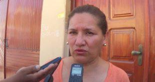 Nery Zurita, presidenta del Comité Cívico de Yacuiba. (Foto: elchacoinforma.com)