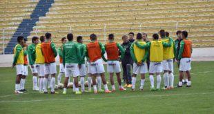 La selección boliviana se prepara para una nueva fecha eliminatoria. (Foto: ABI)