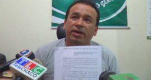 Asambleísta Regional Juan García. (Foto: elchacoinforma.com)