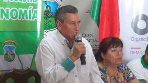 Carlos Rodíguez, presidente de la Asamblea Regional. (Foto: elchacoinforma.com)