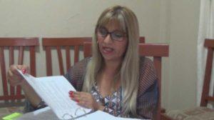 Dra. Carmen Abán, Asesora Jurídica del Concejo Municipal. (Foto: elchacoinforma.com)