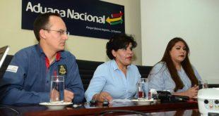 ADUANA SE REFUERZA CON POLICÍAS Y CREA UNIDAD DE CONTROL ADUANERO EN LUGAR DEL COA