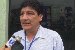 Omar Velásquez Baldivieso, cónsul de Bolivia en Argentina. (Foto: elchacoinforma.com)