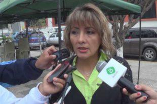 Sara Medina, vicepresidenta del Tribunal Electoral Departamental. (Foto: elchacoinforma.com)