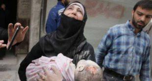 SIRIA: TRAS EL FRACASO DE LA TREGUA, ALEPO ES ASEDIADA POR BOMBARDEOS