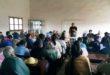 Evento realizado en la comunidad La Choza. (Foto: Gentileza)