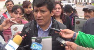 EDWIN FLORES: SUBGOBERNADORES Y ASAMBLEÍSTAS REGIONALES DEBEN RENUNCIAR Y DEJAR EL DOBLE DISCURSO