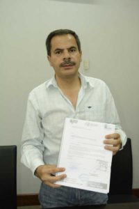 Paul Castellanos, Director del Sedes. (Foto: Agencias)