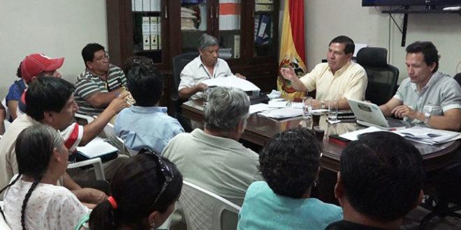 Alcaldía y locatarios debatirán propuesta de reglamento de mercados municipales. (Foto de archivo)