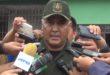 Cnel. Óscar Barrios Manzano, comandante de Frontera Policial de Yacuiba. (Foto: elchacoinforma.com)
