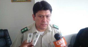 Cnel. Jorge Rocha, comandante EPI Caraparí. (Foto: elchacoinforma.com)