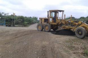 El Gobierno Municipal continúa realizando el mantenimiento de caminos. (Foto: ilustrativa)