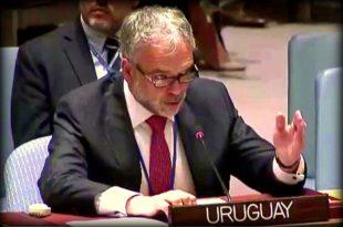 José Luis Cancela, vicecanciller de Uruguay (Foto: Internet)