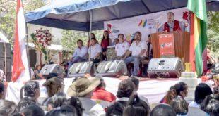 TARIJA: GOBERNADOR RELANZA SUSAT A 10 AÑOS DE SU CREACIÓN