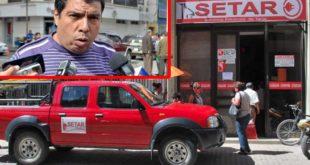 TARIJA: TRABAJADORES DE SETAR RESPONSABILIZAN AL ASAMBLEÍSTA WILMAN CARDOZO DE POLITIZAR LA EMPRESA