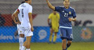 SUB-20: BOLIVIA SE APLAZA CON ARGENTINA Y CAE GOLEADA POR 5-1