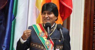 DESAPARECE EL MINISTERIO DE AUTONOMÍAS: MORALES POSESIONA 10 NUEVOS MINISTROS Y RATIFICA A OTROS 10