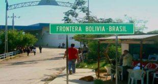 POLICÍA REFUERZA SEGURIDAD EN FRONTERAS POR FUGA DE REOS EN BRASIL