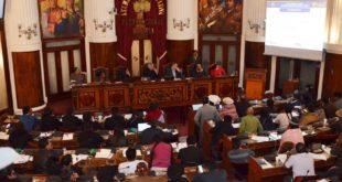 ASAMBLEA LEGISLATIVA APRUEBA INFORME DEL MINISTRO DE OBRAS PÚBLICAS SOBRE CASO LAMIA