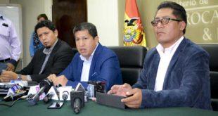MINISTRO SÁNCHEZ: GOBERNACIONES PRODUCTORAS DE HIDROCARBUROS NO GENERARON PROYECTOS PRODUCTIVOS Y SE CONVIRTIERON EN RENTISTAS