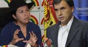 "SALIDA DE MINISTROS ""FUERTES"" DEL GABINETE DE MORALES SORPRENDE A LA COB"