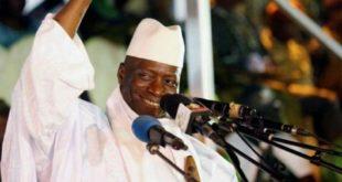 GAMBIA: EXPRESIDENTE HUYÓ DE SU PAÍS CON 11 MILLONES DE DÓLARES Y UN AVIÓN CARGADO CON AUTOS DE LUJO