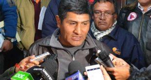 COB RATIFICA PARO DE 48 HORAS PESE AL CAMBIO DEL GERENTE DE LA CAJA NACIONAL DE SALUD