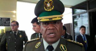 POLICÍA ACUARTELA 11.000 EFECTIVOS PARA GARANTIZAR SEGURIDAD DURANTE LAS MARCHAS POR EL '21F'
