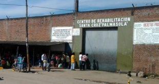 HALLAN CELULAR SATELITAL Y ARMAS BLANCAS EN PENAL DE PALMASOLA