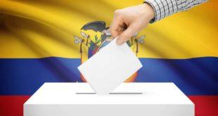 ENCUESTAS AVIZORAN SEGUNDA VUELTA: ECUATORIANOS ACUDEN A LAS URNAS PARA ELEGIR NUEVO PRESIDENTE