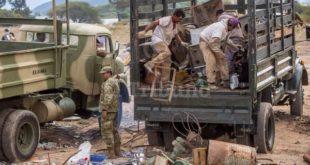 SALTA: PARA PREVENIR EL DENGUE, EL MEGAOPERATIVO DESCACHARRADO SE DESPLAZA EN 48 BARRIOS