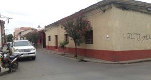 POLICÍA DE TARIJA REPORTA INTENTO DE FUGA DE INTERNOS DEL CENTRO DE MENORES OASIS