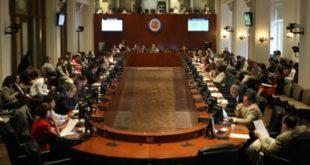 14 PAÍSES DE OEA PIDEN LIBERACIÓN DE PRESOS POLÍTICOS Y CONVOCATORIA A ELECCIONES EN VENEZUELA