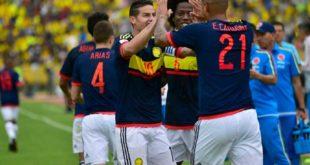 COLOMBIA SE IMPONE 2-0 SOBRE ECUADOR EN EL ATAHUALPA DE QUITO