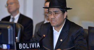 BOLIVIA ASUMIRÁ PRESIDENCIA DEL CONSEJO PERMANENTE DE LA OEA Y BUSCARÁ FORTALECER EL ROL DE LOS ESTADOS