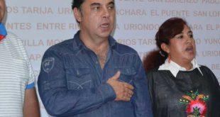 ALCALDE DE SAN LORENZO CUESTIONA REPRESENTATIVIDAD DEL COMITÉ CÍVICO DE TARIJA
