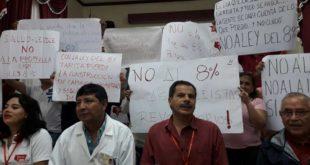 """TARIJA: SEDES SE DECLARA EN EMERGENCIA POR """"LA LEY 8"""""""