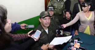 POLICÍA DE TARIJA ATENDIÓ 705 CASOS EL PASADO FIN DE SEMANA CON EL PLAN 'TUKUY RIKUY'