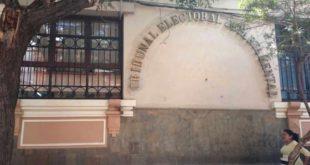 RECIBEN 19 IMPUGNACIONES A CANDIDATOS PARA EL TRIBUNAL ELECTORAL DEPARTAMENTAL DE TARIJA