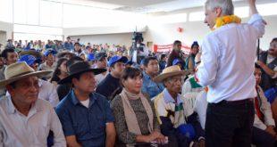 COMUNIDAD SAN DIEGO SUD DESTACA CONSULTA Y PARTICIPACIÓN PARA PROYECTOS HIDROCARBURÍFEROS