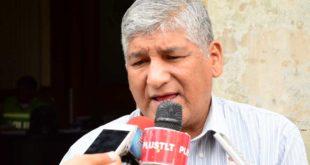 PEDRAZA: TARIJA FUE DIVIDA EN DOS PERO LOS RECURSOS DEL 45% SE PUEDEN RECUPERAR