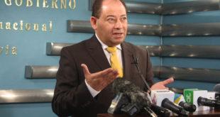 BOLIVIA Y BRASIL ACUERDAN ACCIONES PARA LUCHAR EN CONJUNTO CONTRA CRIMEN ORGANIZADO