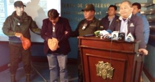 POLICÍA DESARTICULA CLAN FAMILIAR QUE USÓ EL NOMBRE DEL PRESIDENTE PARA ESTAFAR