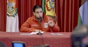 JOSÉ LUIS GANDARILLAS: EN 45 SE PODRÍA TENER EL CRÉDITO PARA EL DEPARTAMENTO