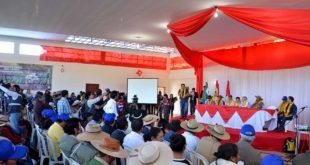 CAMPESINOS DE ENTRE RÍOS APRUEBAN MEDIANTE CONSULTA, PERFORACIÓN DEL POZO JAGUA X6 EN HUACARETA
